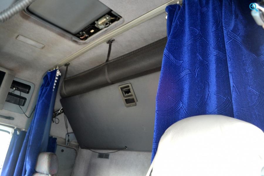 сцепка. Седельный тягач МАЗ-543203-220