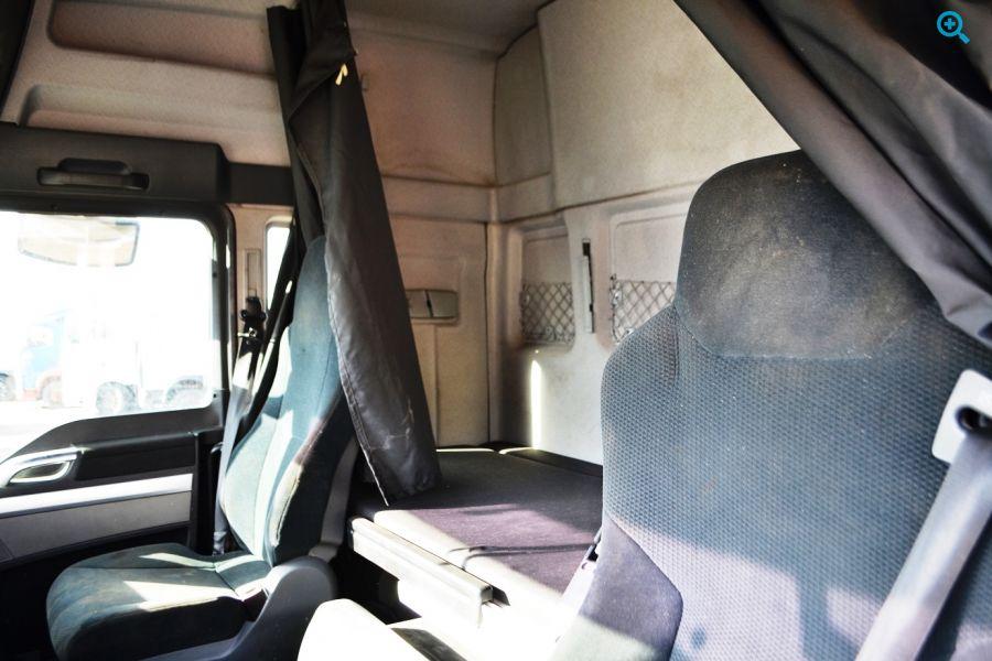 Седельный тягач Man TGX 18.480 4x2 BLS. Год изготовления 2010.
