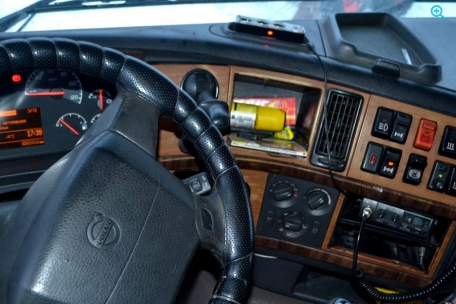 Седельный тягач Volvo FH 4Х2.