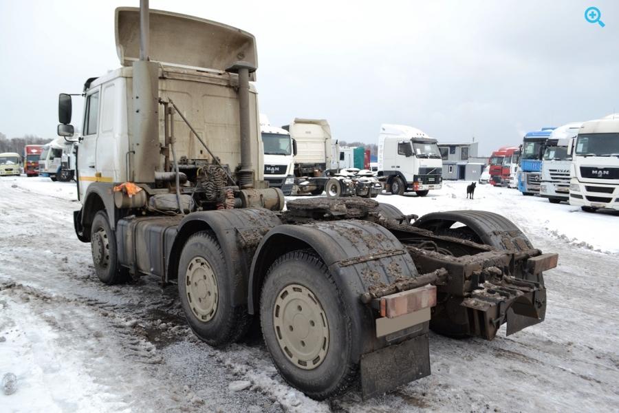 Седельный тягач МАЗ 6422А8-320-050. Год выпуска 2012.