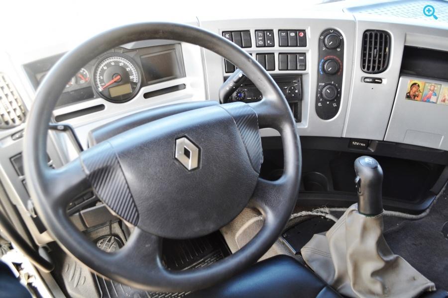 Седельный тягач Renault Premium 380.19T. Год выпуска 2008.