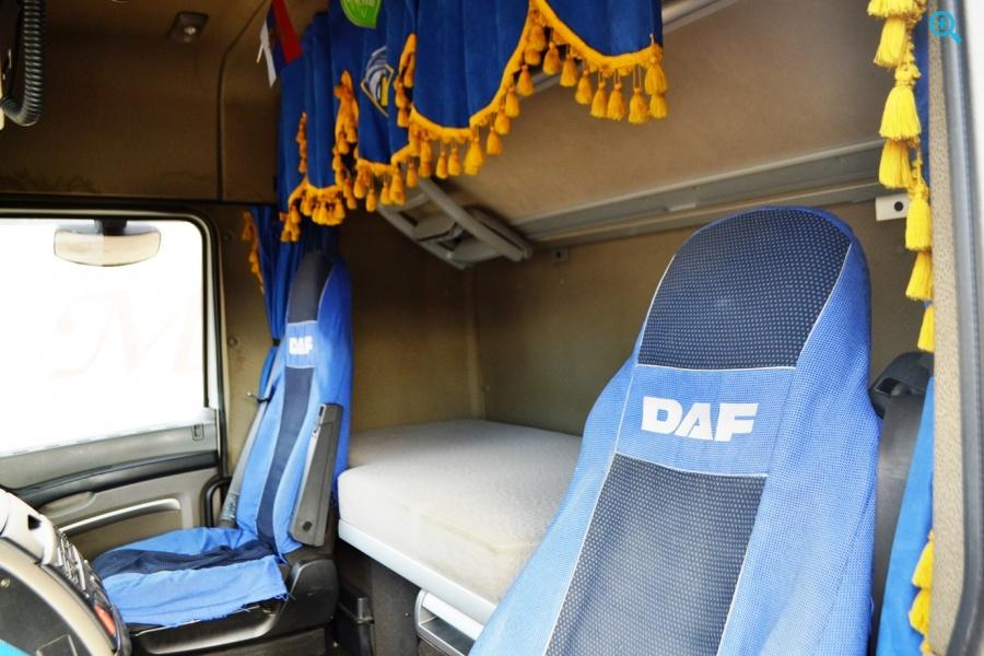 Седельный тягач DAF FT XF 105.460. Год выпуска 2012.