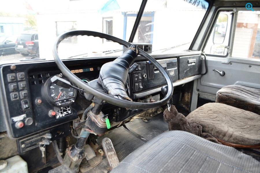 Седельный тягач Камаз 541150. Год выпуска 2000.