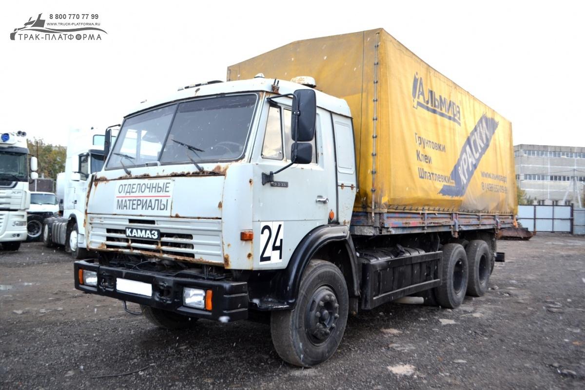 Купить грузовик б.у в россии