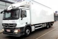 Как купить подержанный грузовик-рефрижератор в Кемерово