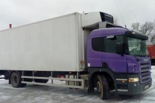 Грузовик рефрижератор Scania P230, 2013 года выпуска