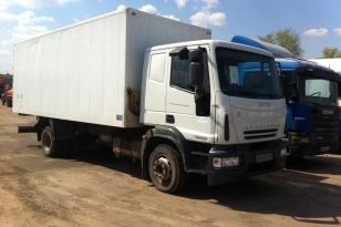 Изотермический фургон IVECO Eurocargo