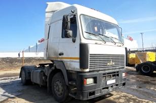 Седельный тягач Маз 5440А-370-030. Год выпуска 2011.