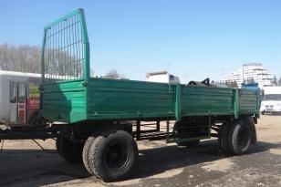 Прицеп бортовой - ГКБ 8350 (Камазовский) 1990г.в.