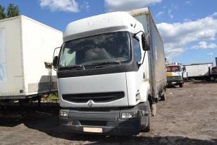 Renault Premium грузовик шторный. Год выпуска : 1999