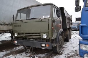 Грузовик самосвал КАМАЗ 55111А. Год выпуска : 1992