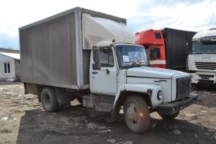 ГАЗ 3309  Автофургон  Год выпуска: 2007г