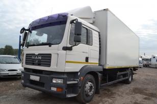 Купить MAN TGM 18.280 грузовик рефрижератор. Год выпуска : 2007