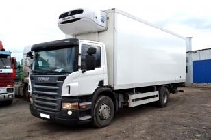 Scania P230 грузовик рефрижератор. Год выпуска : 2011
