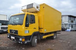 Купить MAN 8.163 LC грузовик рефрижератор