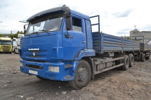 КАМАЗ 65117 2011г.в.