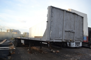 Купить полуприцеп платформа МАЗ-938662