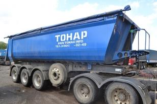 Полуприцеп-Самосвальный,  Тонар-9523, 2012г.в