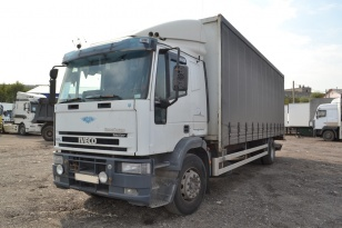 Купить Iveco Eurocargo Tector грузовик шторный. Год выпуска : 2003