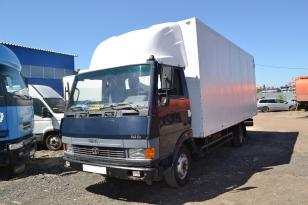 Купить Грузовик фургон TATA 613. Год выпуска 2011