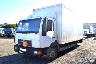 Купить грузовик MAN 8.163
