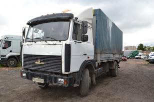 Купить Маз 5336 грузовик тентованый.