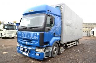 Купить Renault Premium 340.19 грузовик тентованный. Год выпуска : 2000