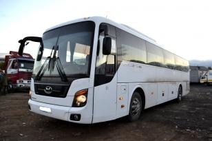 Купить Автобус туристический Hyundai Universe Space Luxury. 2011 года выпуска.