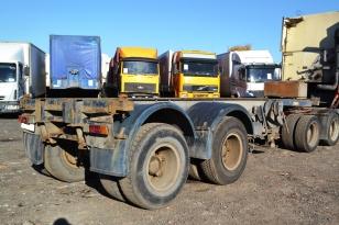 Купить Полуприцеп контейнеровоз МАЗ 938910. Год выпуска : 2001