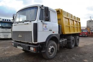 Купить самосвальный грузовик МАЗ 551605-280 Б/У