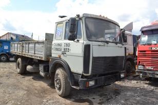 Купить МАЗ-53366-020 грузовик бортовой. 2002 года