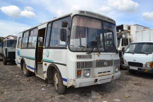 Купить автобус ПАЗ 32053 Б/У