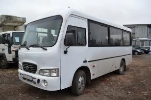 Купить автобус туристический ХЕНДАЙ ХД КАУНТИ (HYUNDAI HD COUNTY) Б/У в России