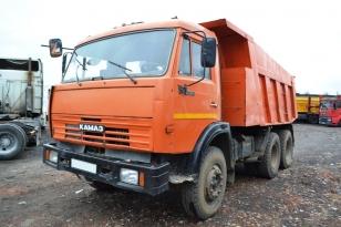 Самосвал КАМАЗ – 65115С. 2002 года выпуска.