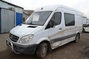 Грузо-пасажирский рефрижератор Mercedes-Benz SPrinter 311 CDI. 2008 года выпуска.