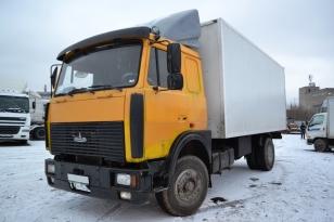 Купить Грузовик – рефрижератор МАЗ 357М. Год выпуска 2005.