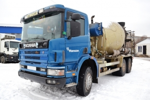 Бетоносмеситель Scania Р94.Год выпуска 1997