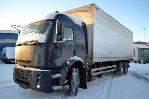 Ford Cargo изотермический грузовик.Год выпуска 2013