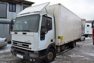 Грузовик фургон IVECO EuroCargo ML80E17  2002 г.в.
