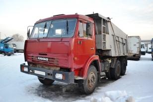 Самосвал КАМАЗ 65115-N 2002г.в.