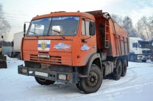 Самосвал КАМАЗ 65115, 2005г.в.