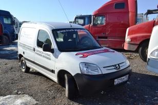 Грузовик-фургон Peugeot Partner. 2008 г.в.