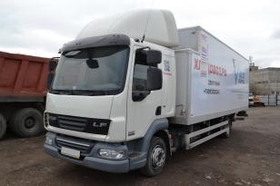 DAF LF 45 грузовик рефрижератор. Год выпуска : 2013.