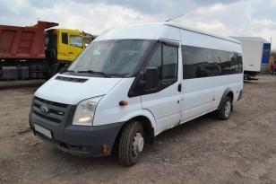 FORD TRANSIT микроавтобус. Год выпуска 2008.