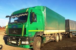 Маз 6312A9 320-010 (грузовой-тентованный) 2012г.в,