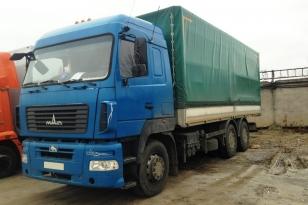 Купить Маз 6312A9 320-015 2012 года