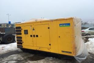 Дизельный генератор  AKSA APD-330C  мото-часов  4 167.
