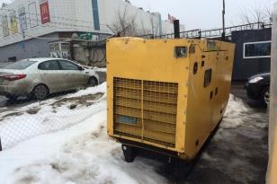 Дизельный генератор AKSA APD110 C