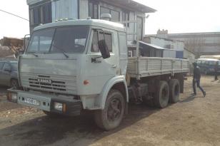 Бортовой КамАЗ 43105 Год выпуска 1995.
