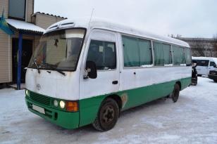 Автобус TOYOTA COASTER. Год выпуска 2001